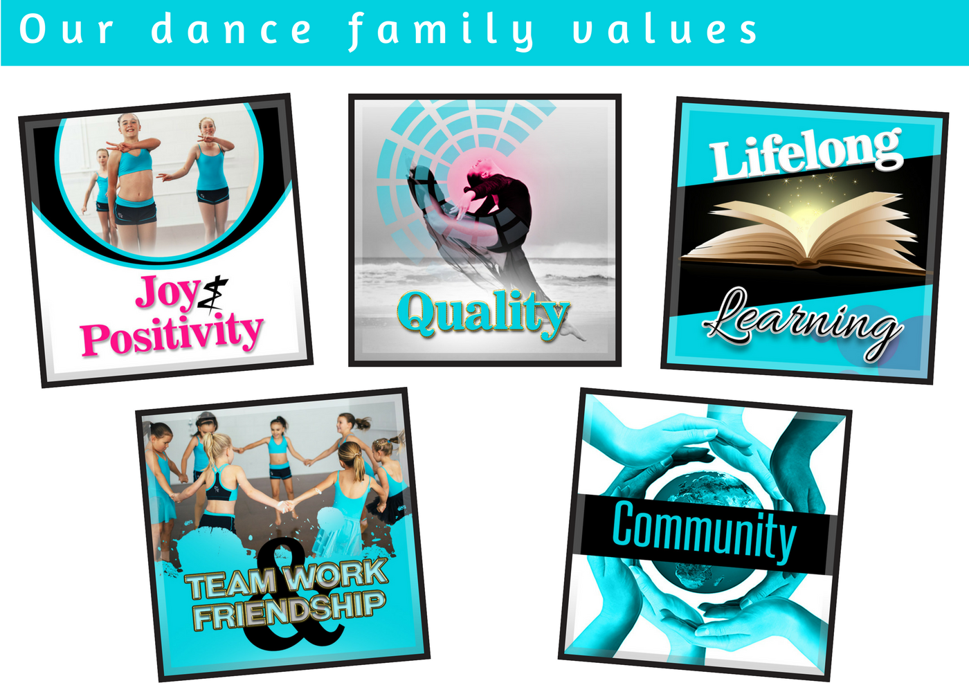 our-dance-family-values